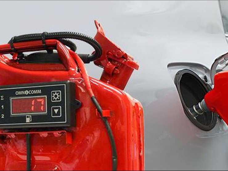 цены на топливо